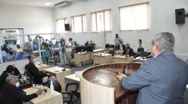 Última audiência pública para elaboração do PPA 2022-2025 é realizada na Câmara Municipal de Porto Nacional